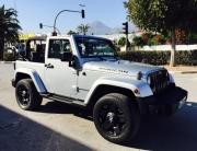 Alquiler jeep Wrangler Rubicon en Ibiza
